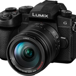 Technology Best Digital Cameras PANASONIC LUMIX DC-G90 + G VARIO 14-140 MM II (DC-G90H)