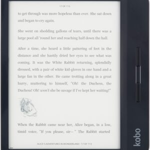 Best KOBO LIBRA H2O eReaders Technology